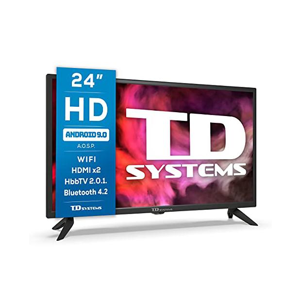 Smart TV 25 pulgadas