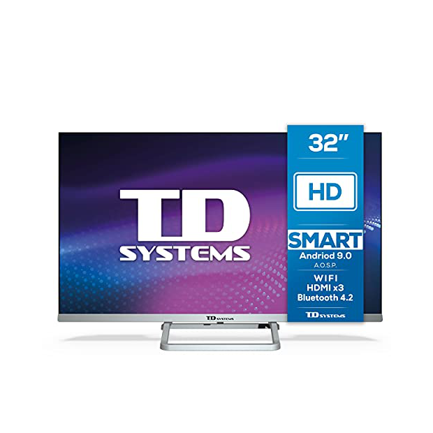 Smart TV 32 full hd android