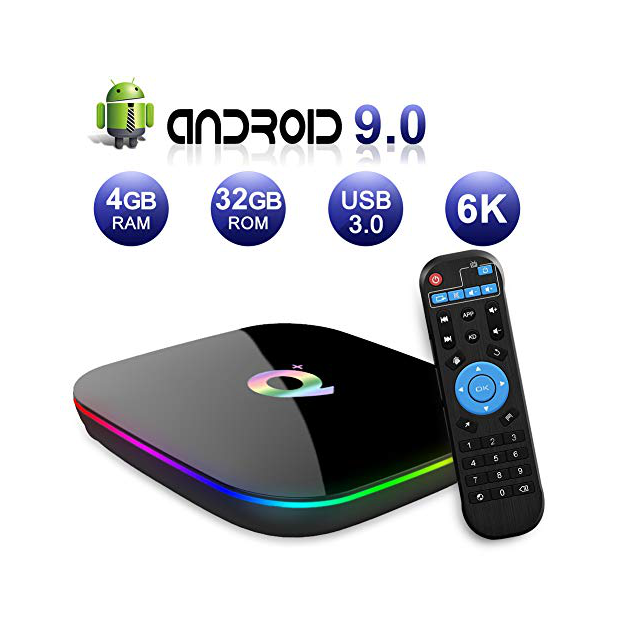 Smart TV android 9.0