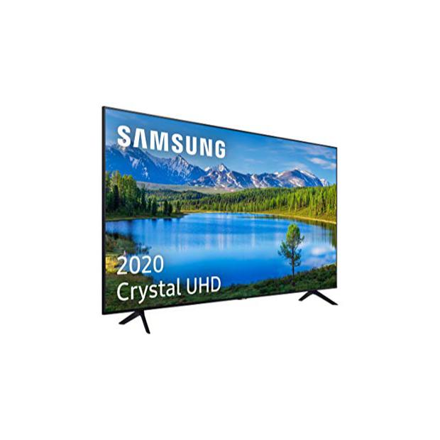 Smart TV con camara integrada