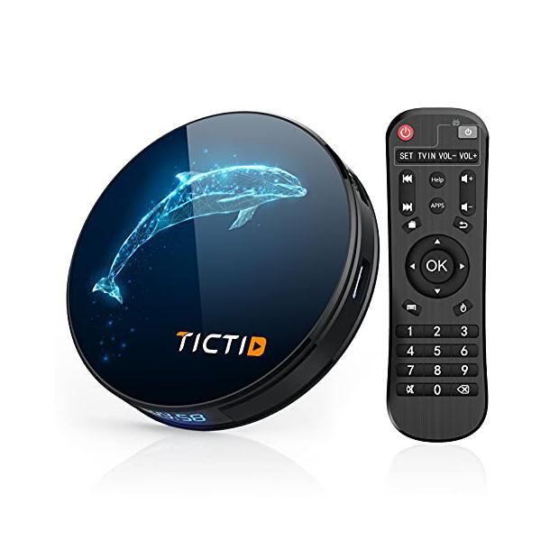 Smart TV con navegador de internet