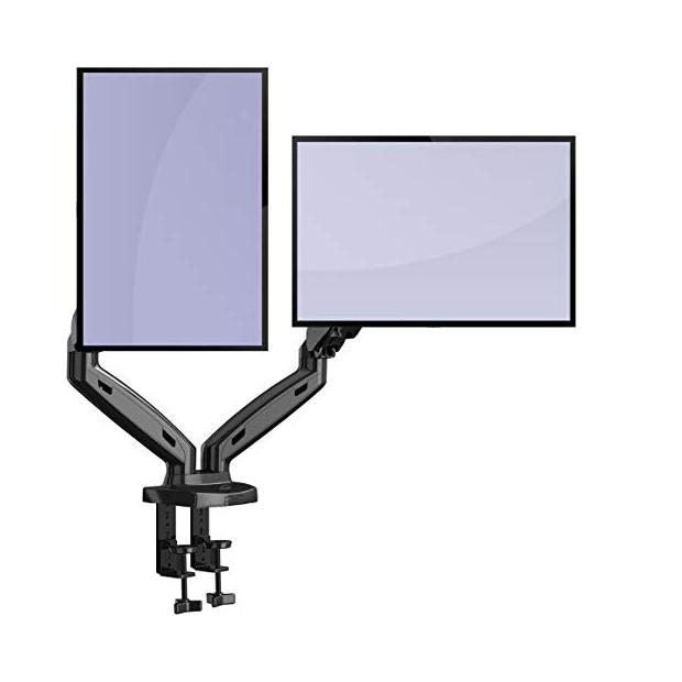 Soportes para monitores dobles InVision