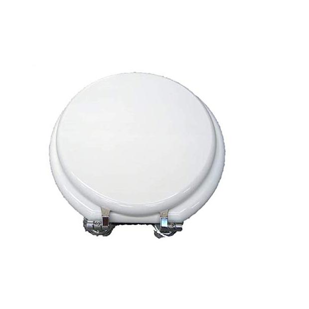 Tapas de WC redondas