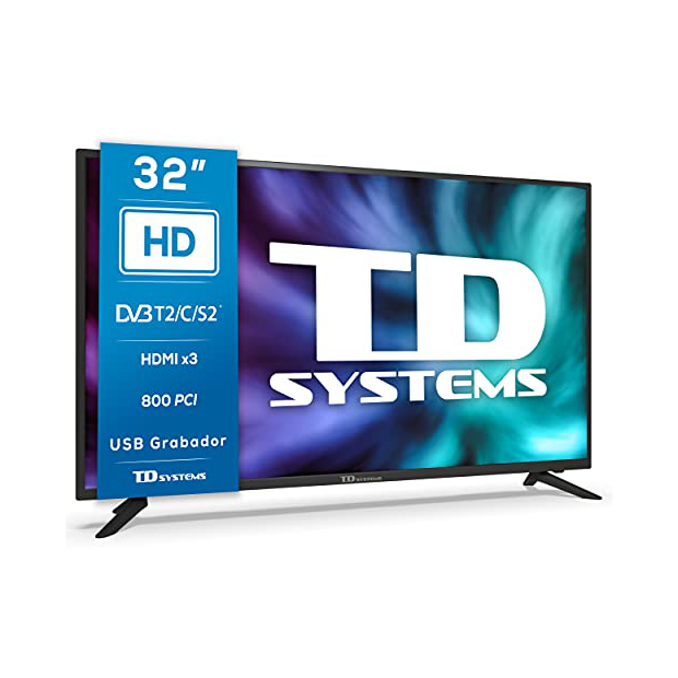 Televisores 32 pulgadas Td system