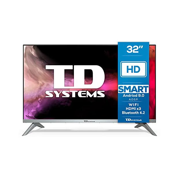 Televisores 32 pulgadas con android tv