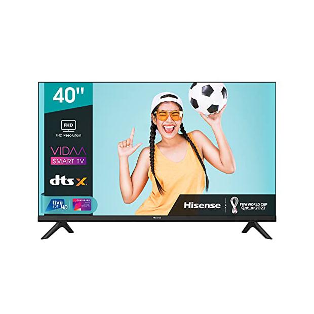 Televisores 40 pulgadas Hisense