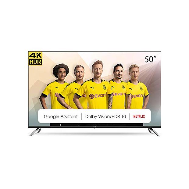 Televisores 50 pulgadas Android