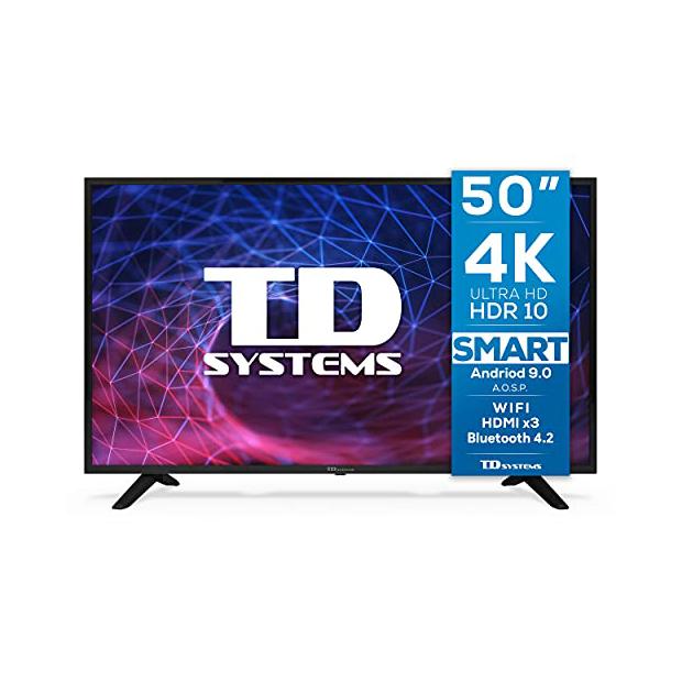 Televisores 50 pulgadas TD