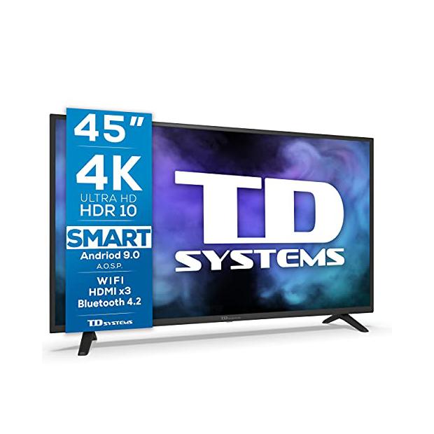 Televisores 55 pulgadas Td system