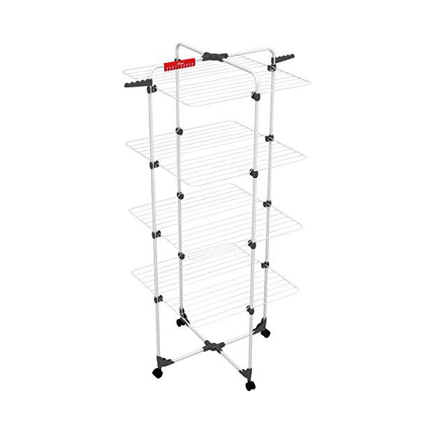 Tendederos verticales de ducha
