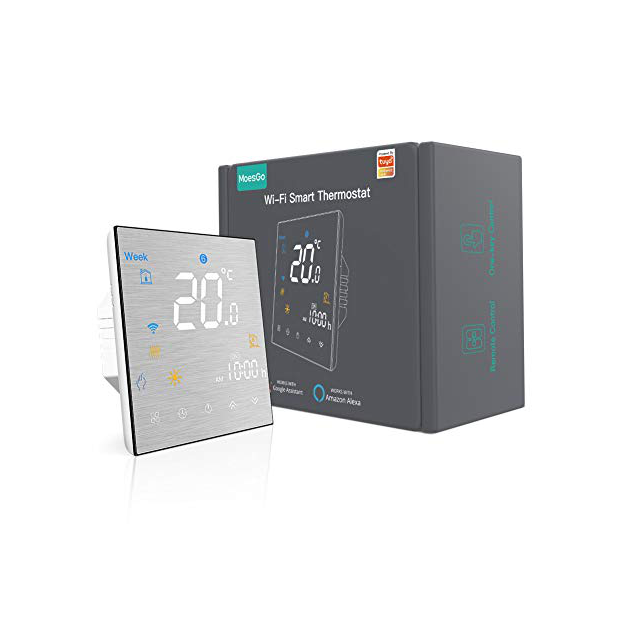 Termostatos Wifi alexa compatibles