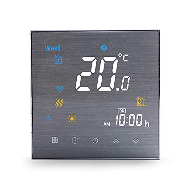 Termostatos Wifi con calefacción
