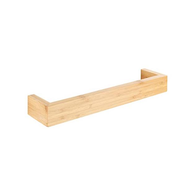 Toalleros de bambú de pared
