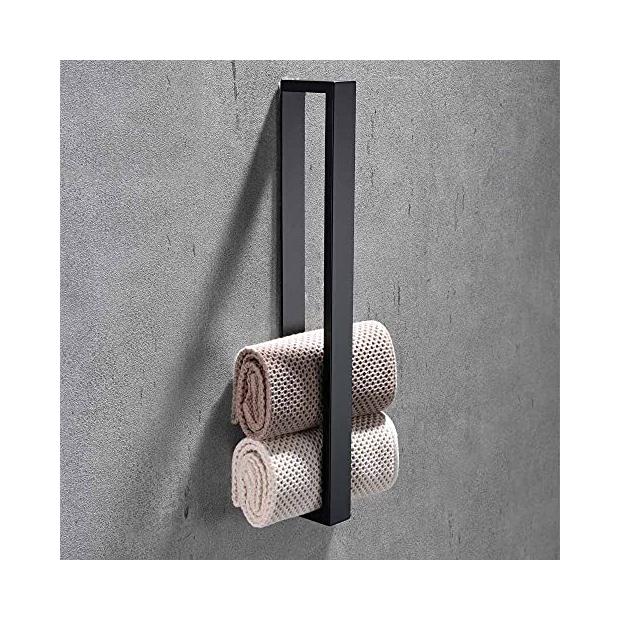 Toalleros verticales de pared
