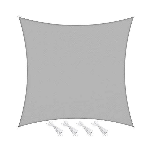 Toldos vela cuadrados 3x3