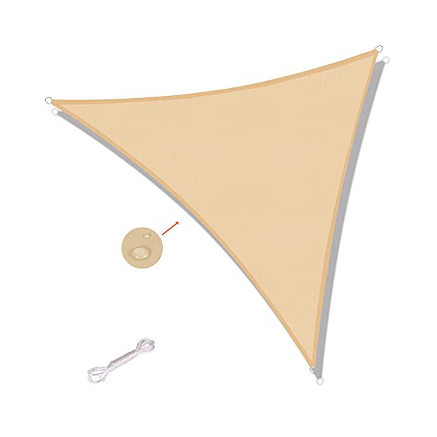 Toldos vela triangulares 5x5x5