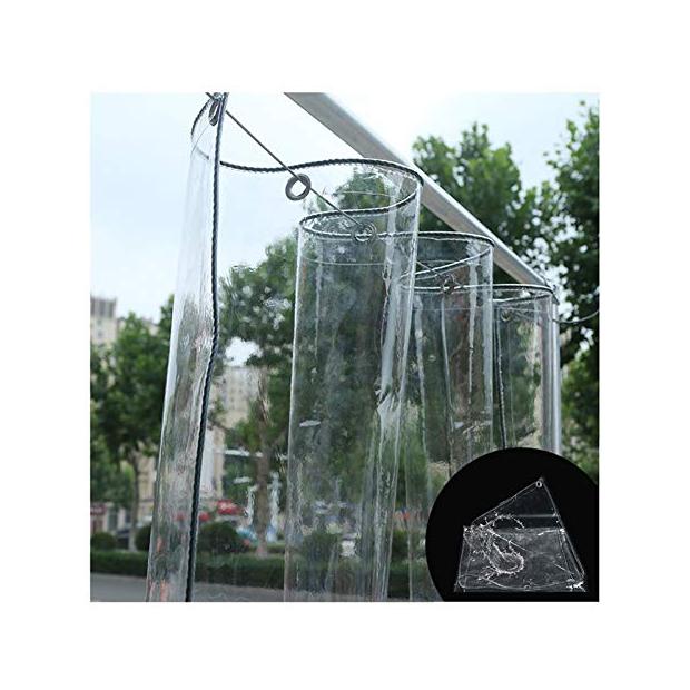 Toldos verticales transparente
