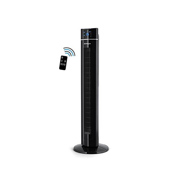 Ventiladores Torre con mando a distancia