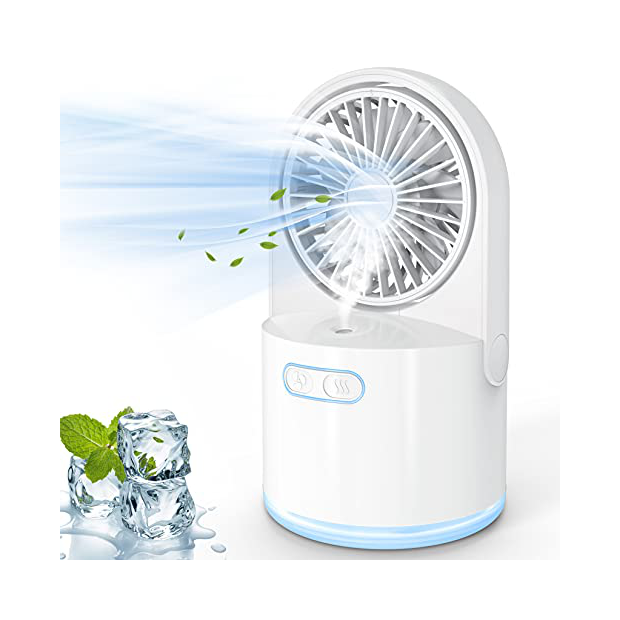 Ventiladores de agua con usb