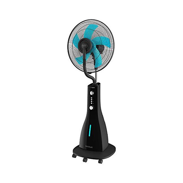 Ventiladores de pie humidificador