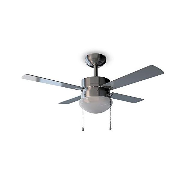 Ventiladores de techo bajo consumo