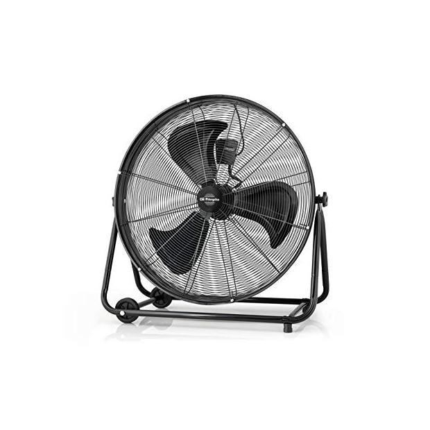 Ventiladores industriales con ruedas