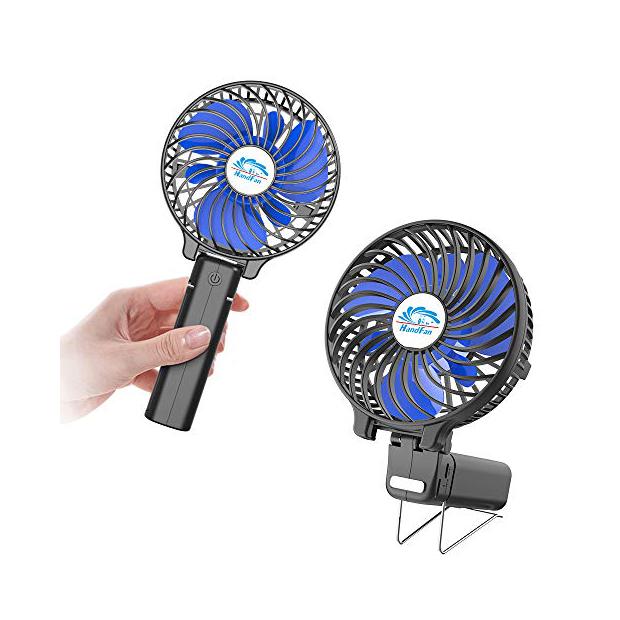 Ventiladores portátiles eléctricos