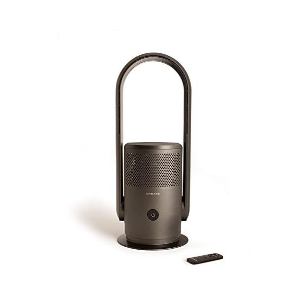 Ventiladores y purificador de aire