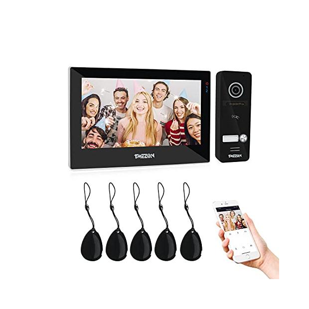 Videoporteros WiFi automático