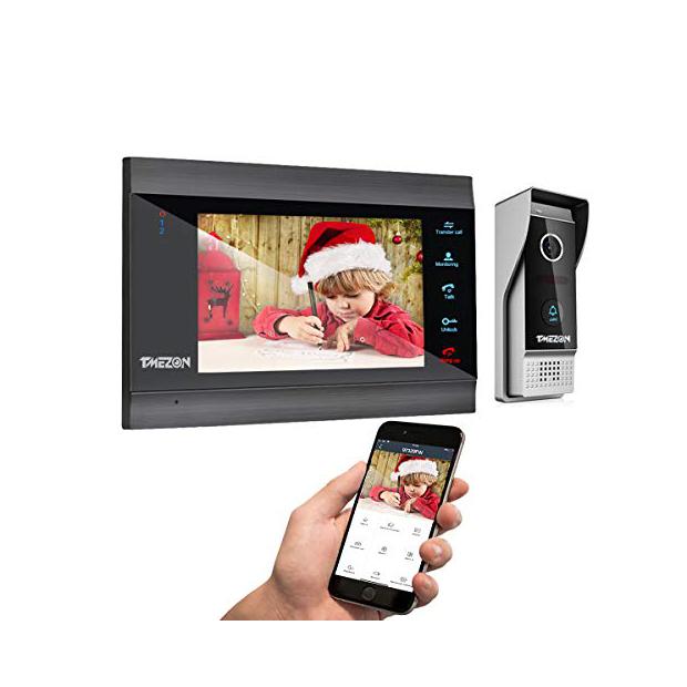 Videoporteros WiFi compatibles con Alexa