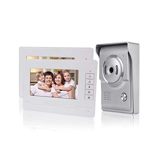 Videoporteros con 2 monitores