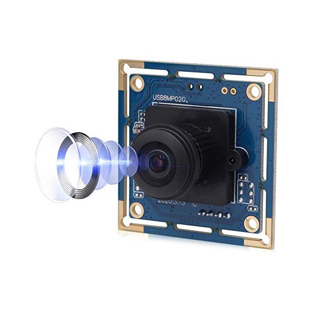 Videoporteros con cámara de ojo pez